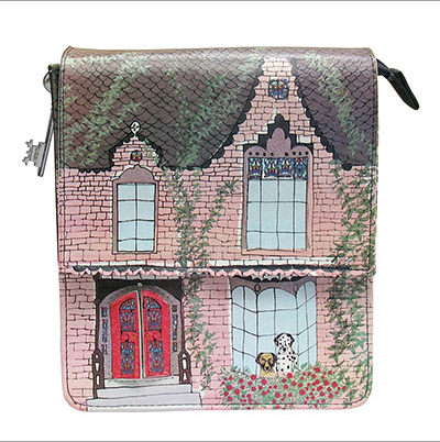 House Of Disaster Home With Dalmatian Mini Bag