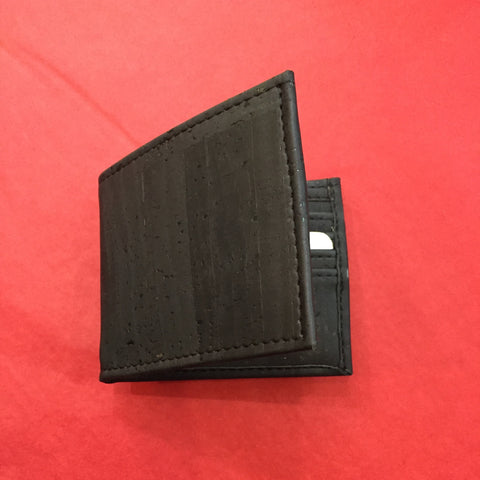 Corticeira Viking Wallet With Coin Holder