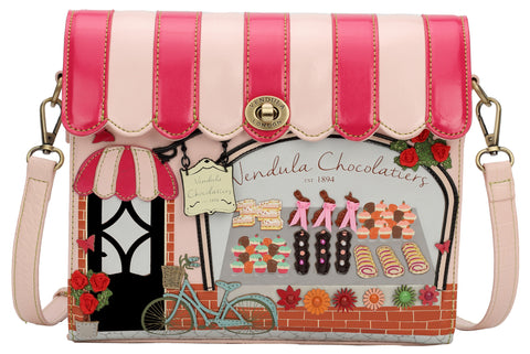 Vendula Chocolatier Box Bag