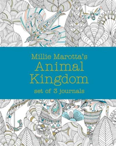 Millie Marotta Animal Kingdom Journal Set