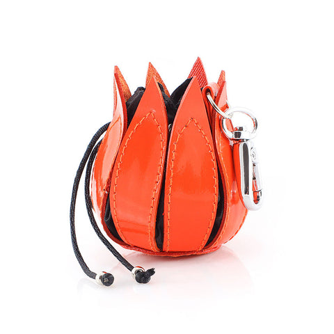 by-Lin Orange Tulip Coin Purse 'My Little Tulip'