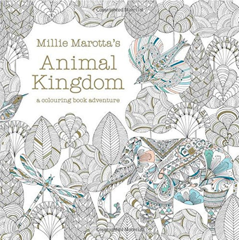 Millie Marotta's Animal Kingom