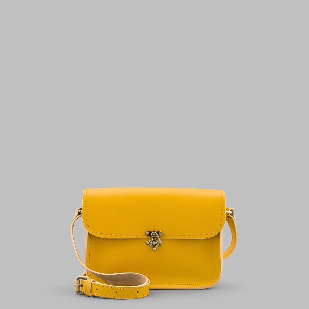 Newman-Mustard-Yellow-Cross-Body-Bag-Podarok