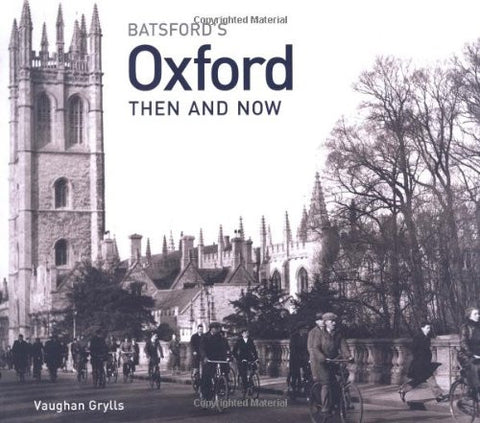 Oxford Then And Now Hardback