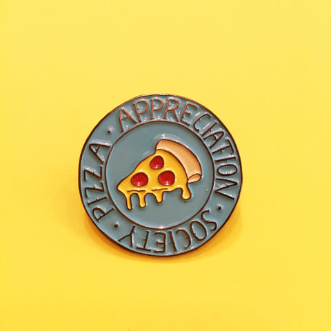 HOW Pizza Appreciation Enamel Pin