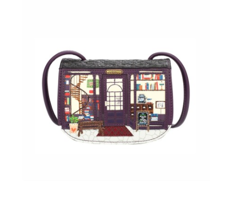 Vendula Book Shop Mini Bag