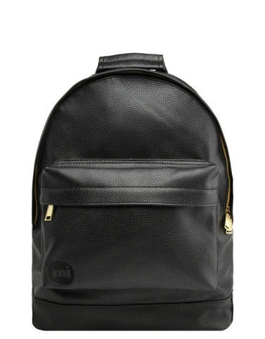 Mi-Pac Tumbled Black Backpack