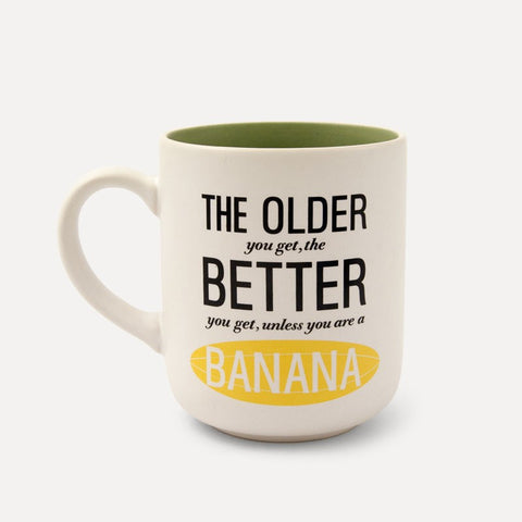 Urban Graphics Older Banana Mug