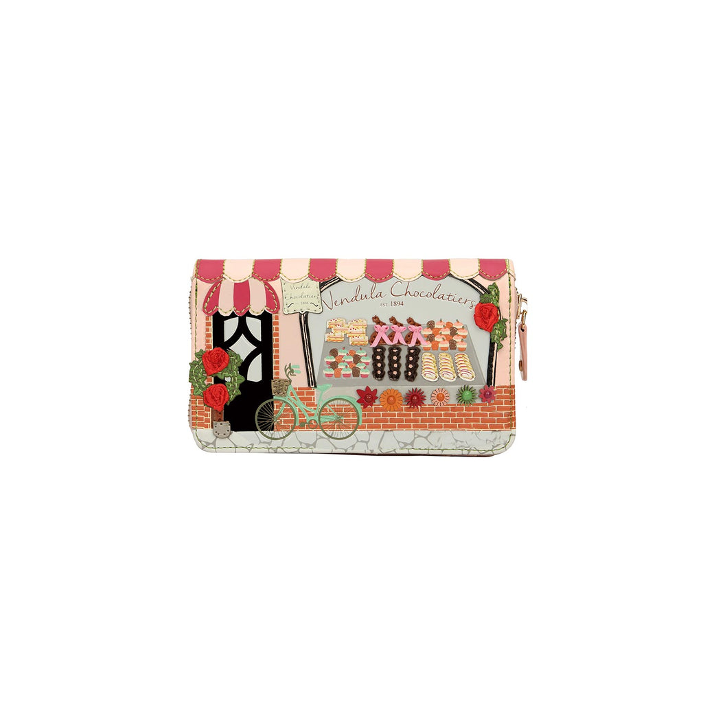 Vendula-Chocolatiers-Medium-Ziparound-Wallet-Podarok