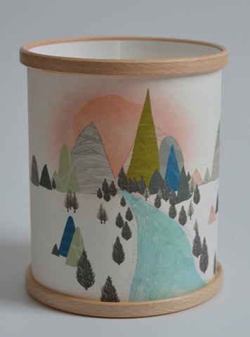 A Northern Light A New Day Candle Cover
