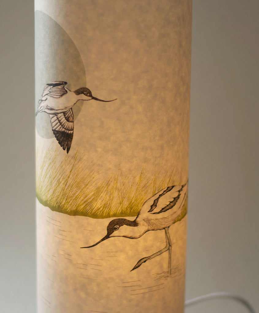 A Northern Light Avocet Table Lamp