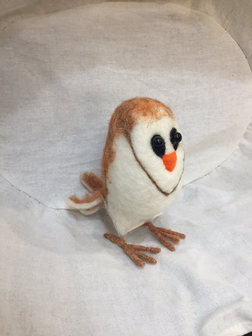 Originals Barn Owl