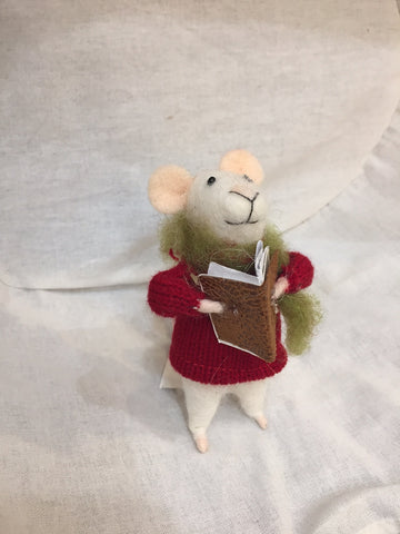 Originals Mouse With Book