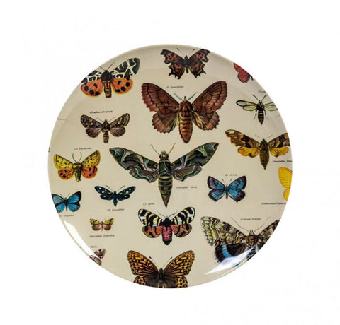 Cubic Biologica Butterfly Collection Platter