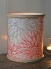 A Northern Light Pink Dahlia Candle Cover