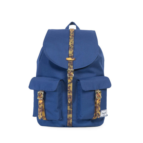 Herschel Dawson Backpack In Twilight And Tortoise Shell