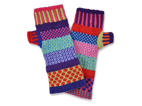 Solmate Cotton Fingerless Mittens