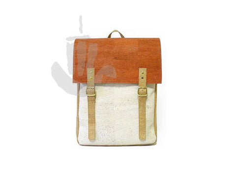 Corticeira Viking Backpack in Fox Orange