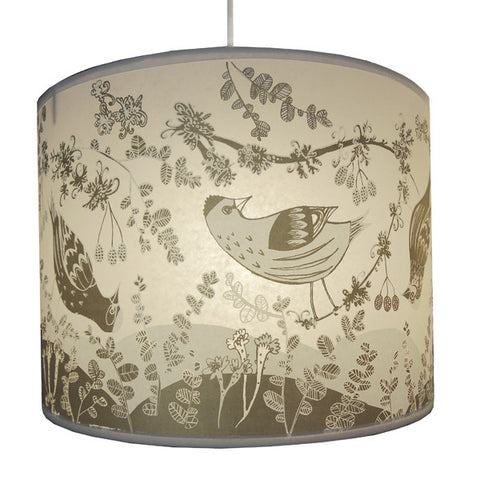Lush Designs Siskin Lampshade Gold