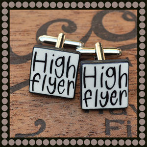 High Flyer Cufflinks