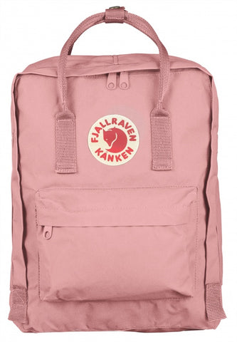 Fjallraven Kanken Backpack In Pink
