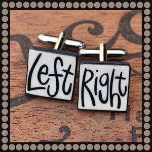 Right & Left Cufflinks