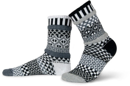 Solmate Midnight Cotton Socks