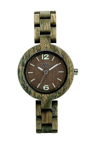 WeWood Mimosa Army Watch