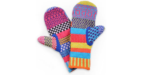 Solmate Cotton Mittens