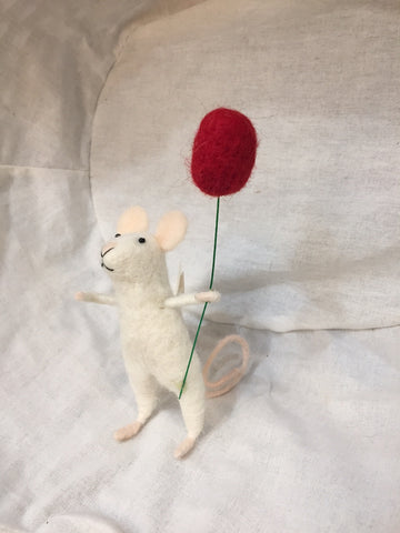 Originals Mouse With Balloon