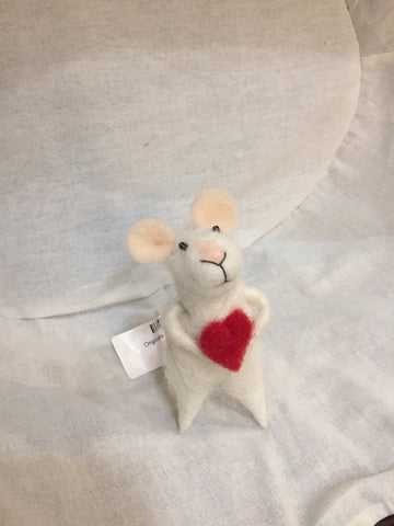 Originals Mouse With Heart