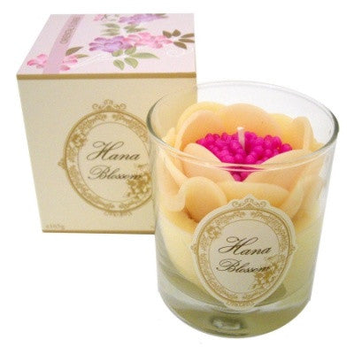 Hannah Blossom Oriental Flower Scented Candle
