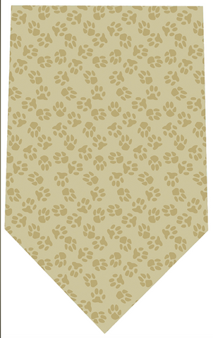 Fox And Chave Paws Silk Tie
