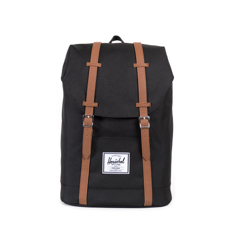 Herschel Retreat Backpack In Black