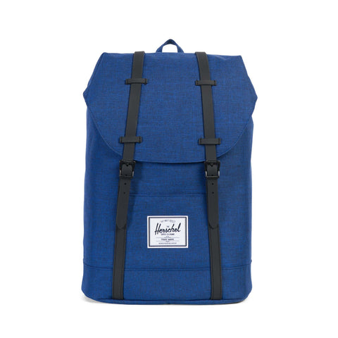 Herschel Retreat Backpack In Eclipse Blue