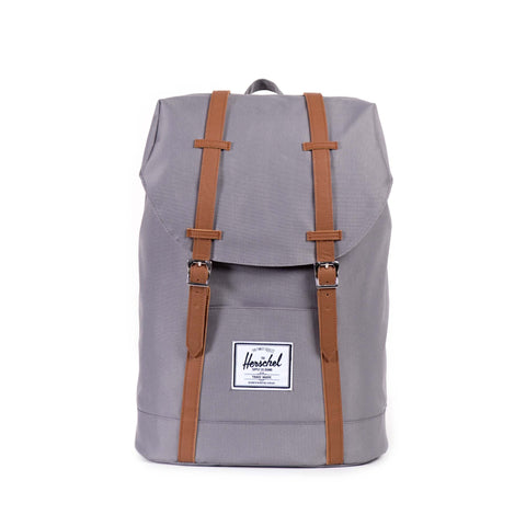 Herschel Retreat Backpack In Grey