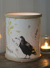 A Northern Light Rook Candle Cover