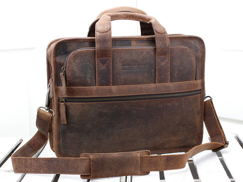 Scaramanga Citylander Laptop Briefcase