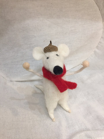 Originals Mouse With Scarf