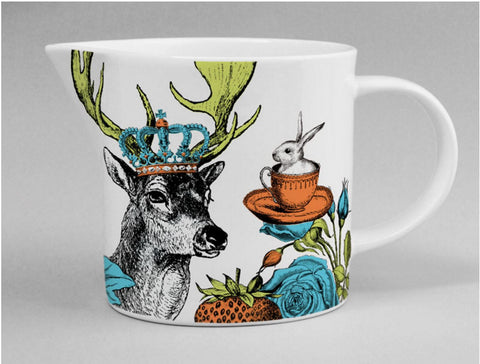 Repeat Repeat Stag Half Pint Jug