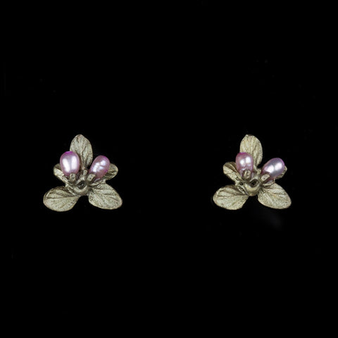 Michael Michaud Thyme Stud Earrings