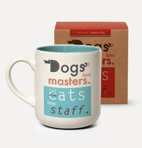 UStudio Dogs Have Masters Mug