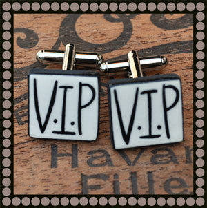 VIP Cufflinks Mary Fellows
