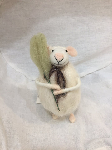 Originals Mouse With Grass