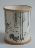 Woodland Candle Cover