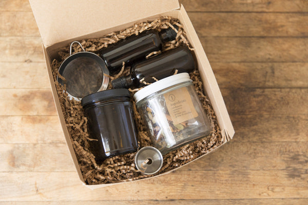 Make Your Own Bitters Kit Homemade DIY Aromatic