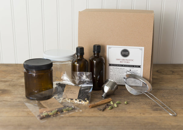 Make Your Own Aromatic Bitters Kit