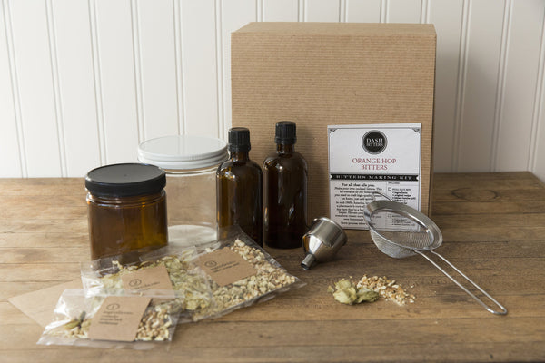 Make Your Own Orange Hop Bitters Kit