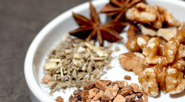Cherry Walnut Bitters Ingredients Star Anise