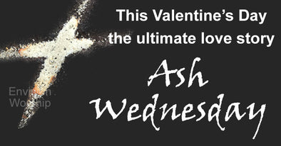Ash Wednesday Facebook Cover Photo and Facebook Post - very cool!